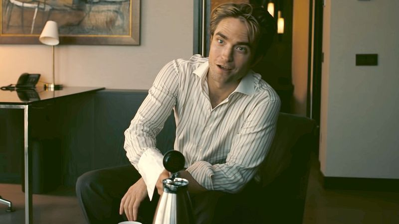 Robert Pattinson in Tenet-1597040131554