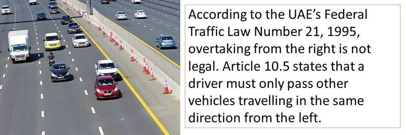 5 common traffic violations
