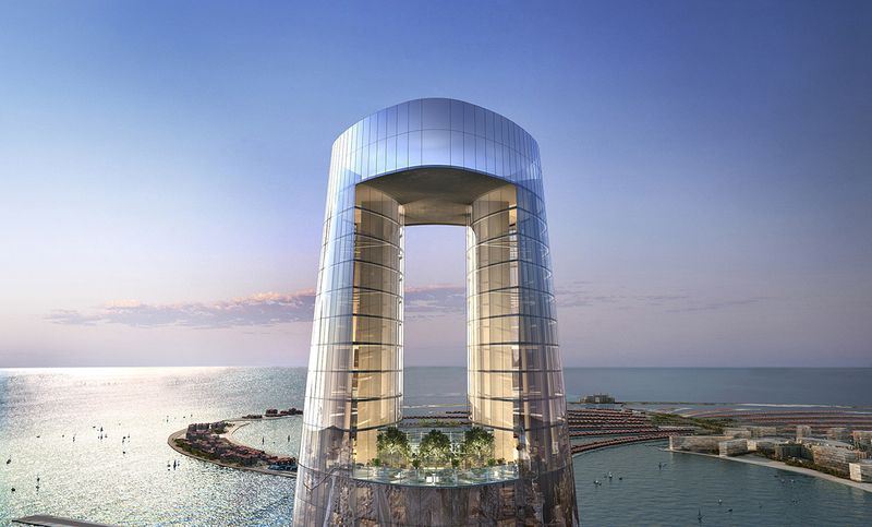Ciel, World Tallest Hotels to Be