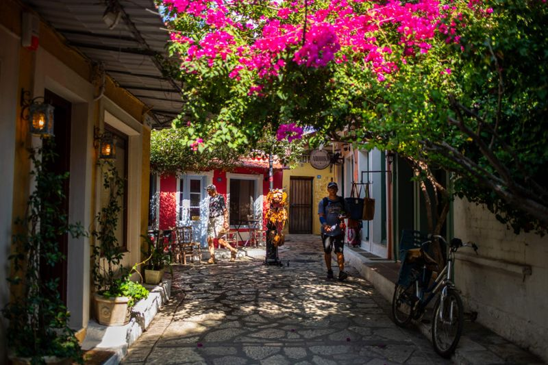 Greek town of Preveza bets on slow tourism to overcome COVID-19