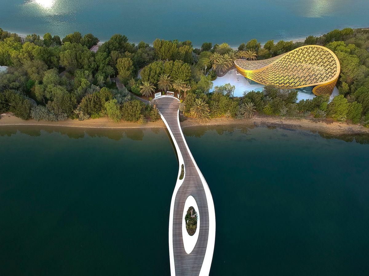 Explore Al Noor Island in Sharjah