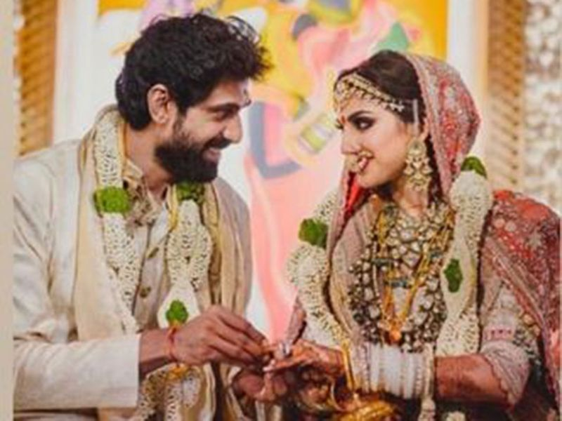 India: Star couples who got married amid lockdown