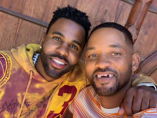 Jason Derulo Will Smith
