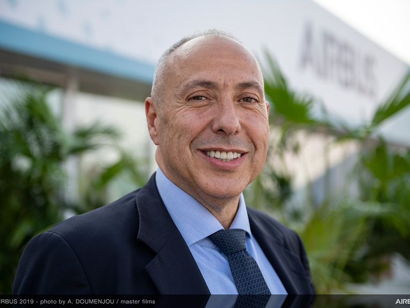 Mikail Houari, President of Airbus, Middle East and Africa