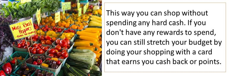 Tips to keep in mind when shopping on a tight budget
