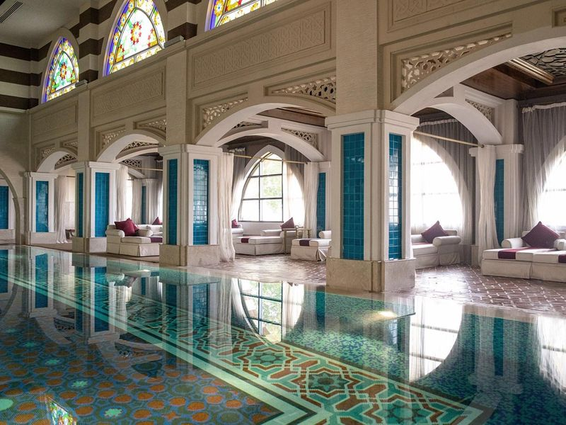 Zabeel Saray spa