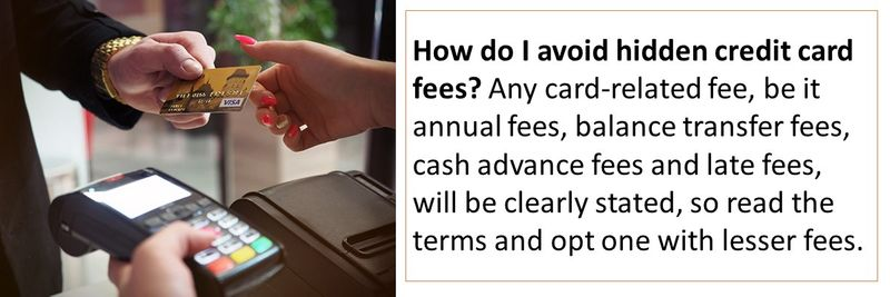 8 most overlooked credit card charges