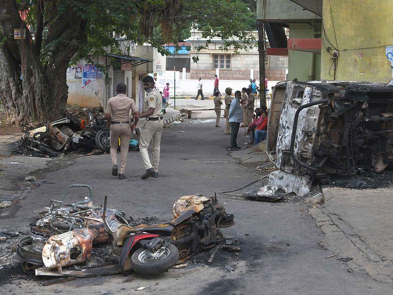 Bangalore riot