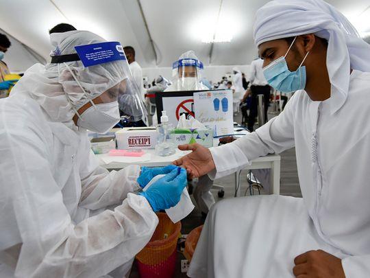 OPN 200812 UAE TESTS