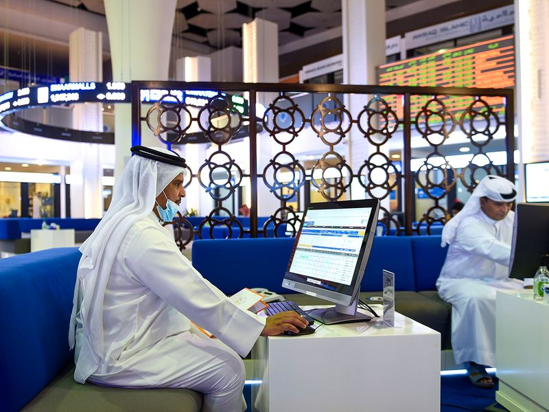 UAE investors applaud regional bank results