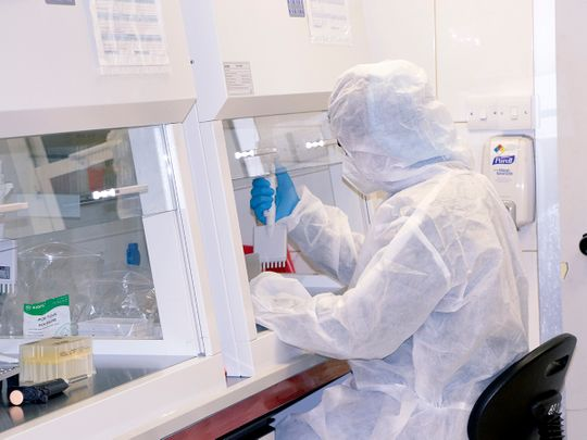 Stock RT-PCR tests for COVID-19