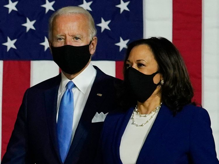 Kamala Harris Talks About Indian Mother In First Speech As Joe Biden Running Mate Americas Gulf News