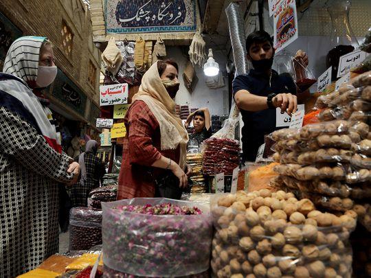 US sanctions cost Iran's economy $150b, Rouhani says
