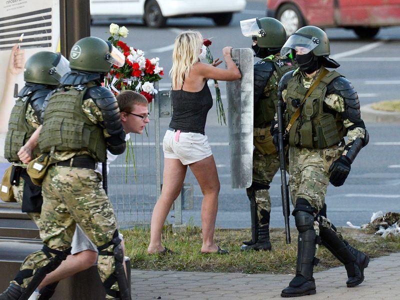 Belarus protests