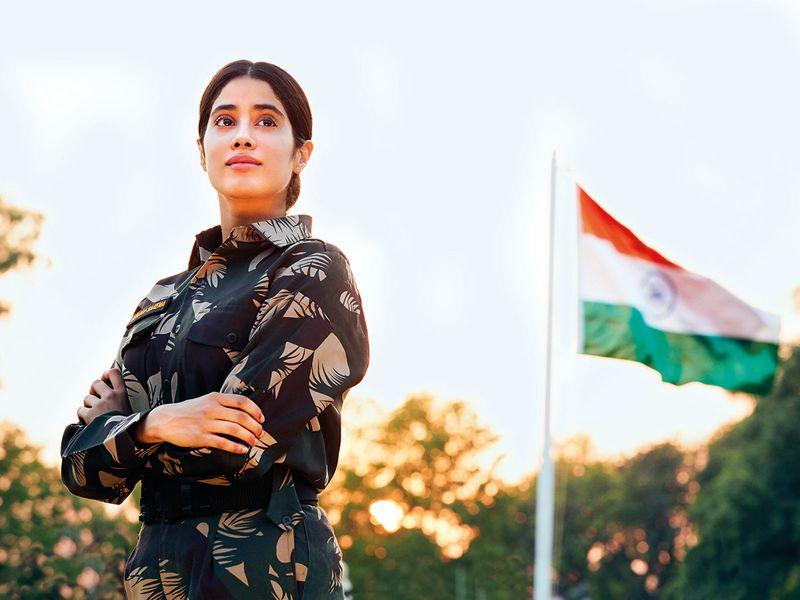 Gunjan Saxena: The Kargil Girl Bollywood movie review