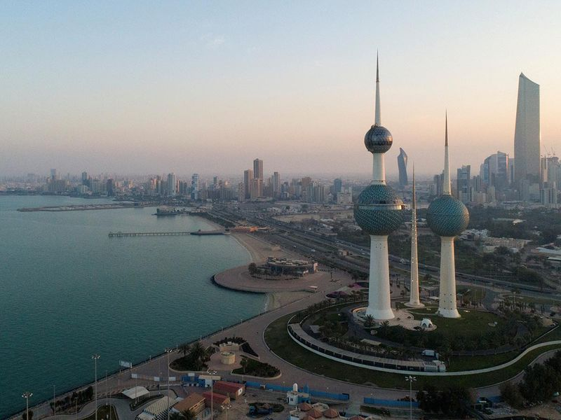 Moody's downgrades Kuwait's credit rating to A1; changes outlook to stable
