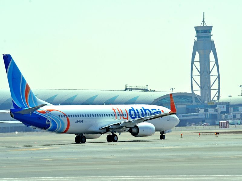 flydubai says will only fly MAX with regulatory approval after reports of India denying airspace