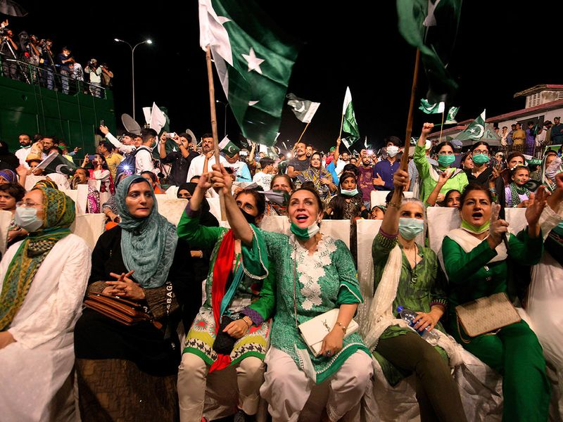 APTOPIX_Pakistan_Independence_Day_41105