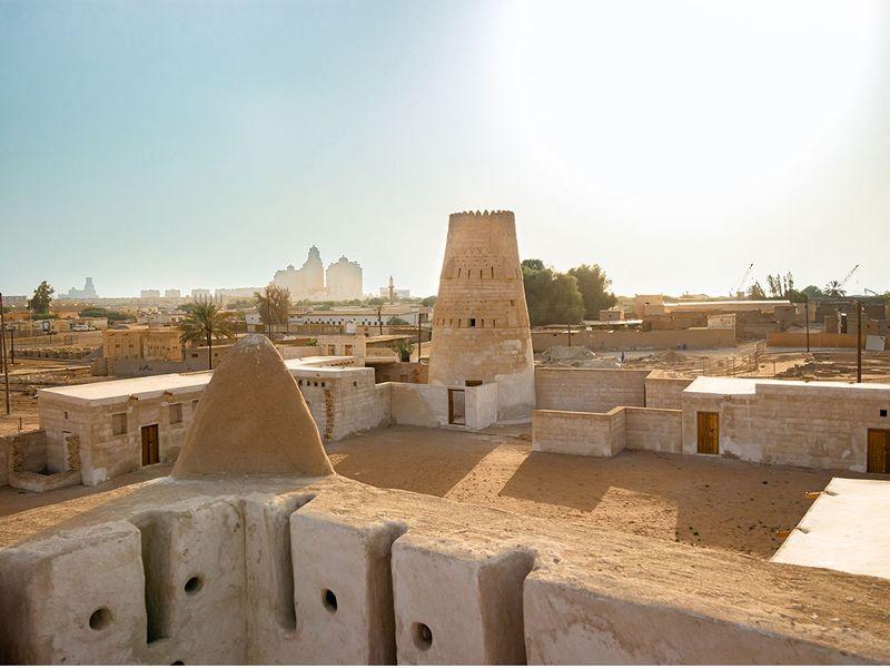 Jazirah Al Hamra in Ras Al Khaimah