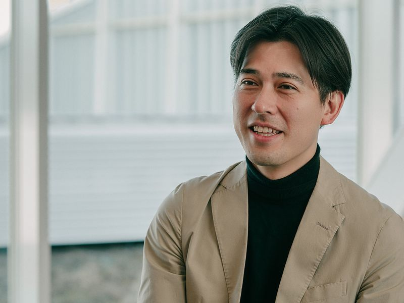 Makoto Fukuda, Development Chief Product Specialist at Nissan