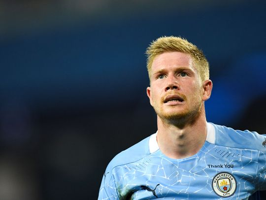 Manchester City's Kevin De Bruyne has become the best midfielder in the world