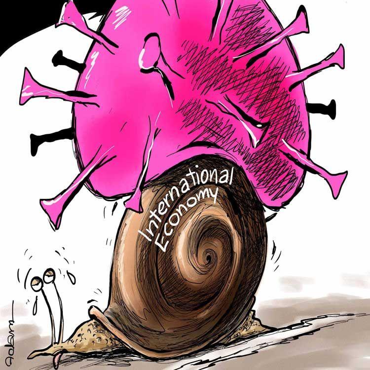 3 Corona Cartoon August 15