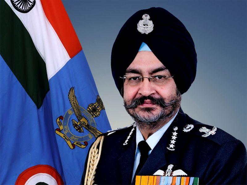 Chief BS Dhanoa