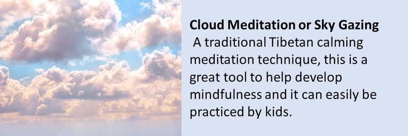 Meditation kids