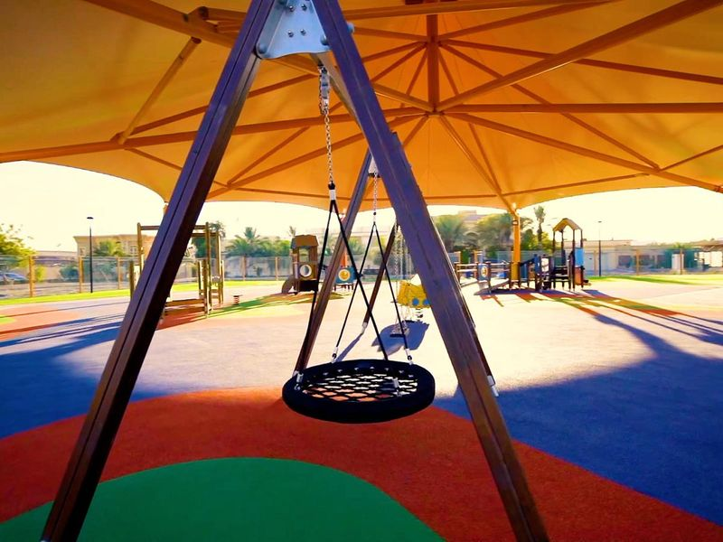 Dubai built 70 new parks