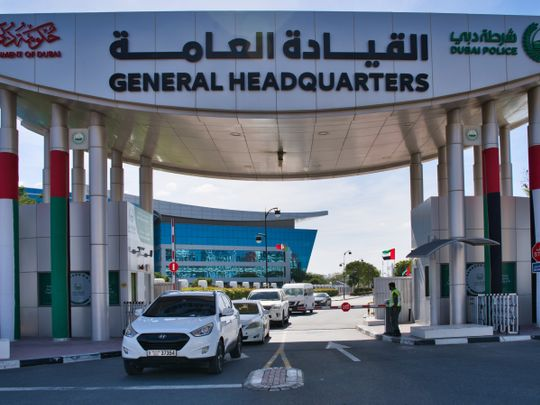 NAT Dubai Police Force General Headquarter in Dubai1-1597585464709