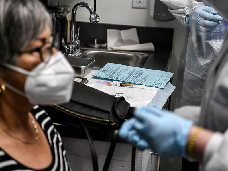 US phase three vaccine trials