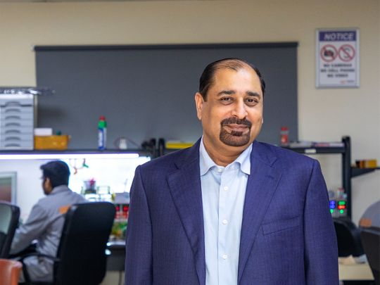Waseem Ashraf Qureshi, CEO, Founder and Partner of Infusion Group