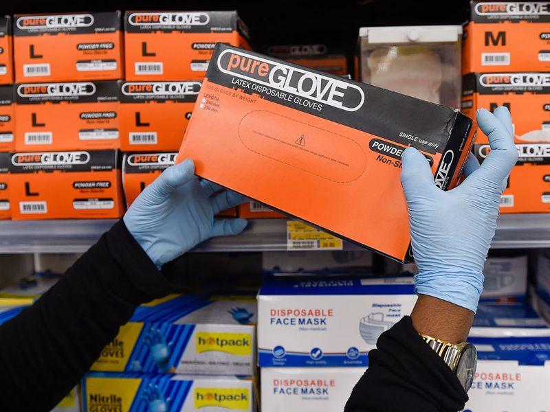Dubai gloves