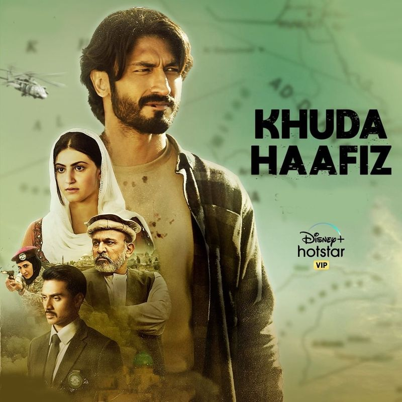 Khuda Haafiz (2020) Hindi Movie x264 HDRip 1.3GB Esbu 720p Download