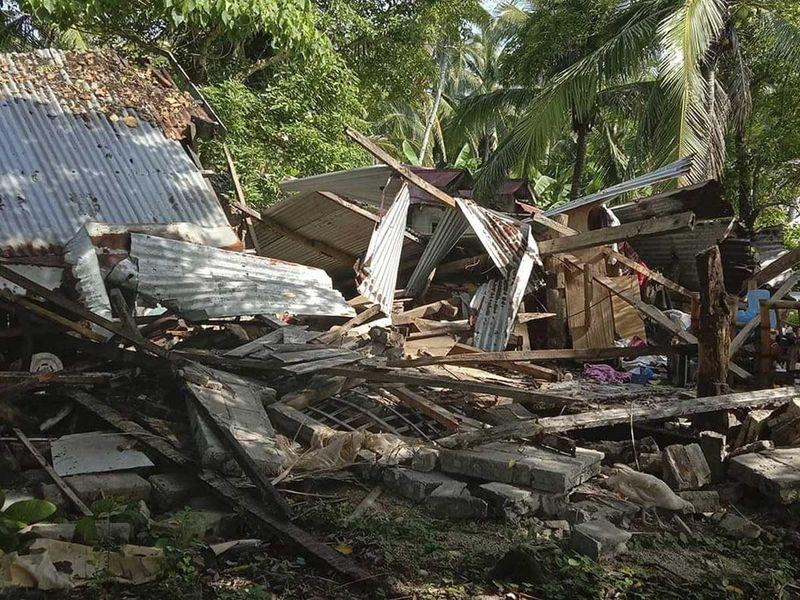 20200818 masbate earthquake 2