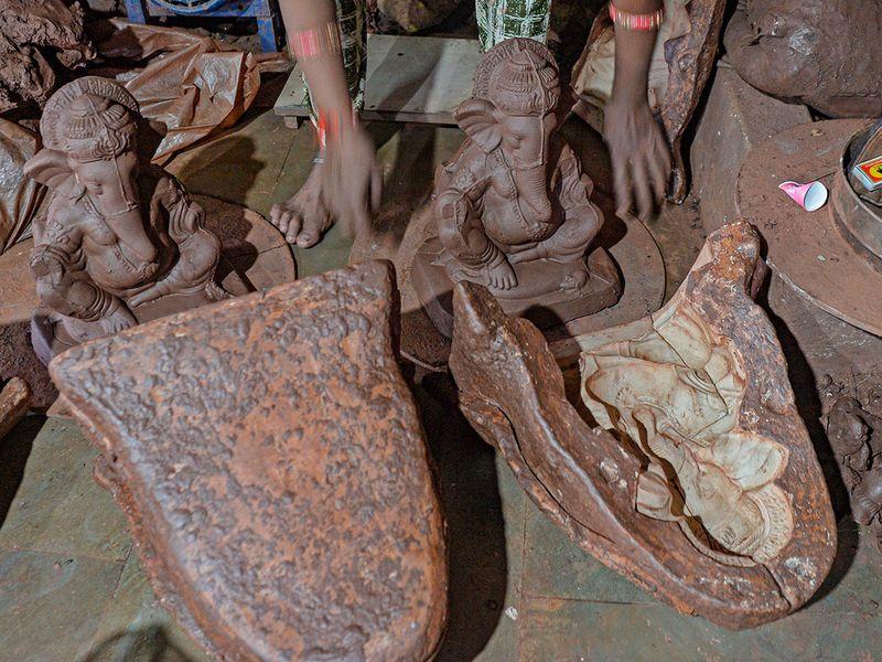 Ganesha idols gallery