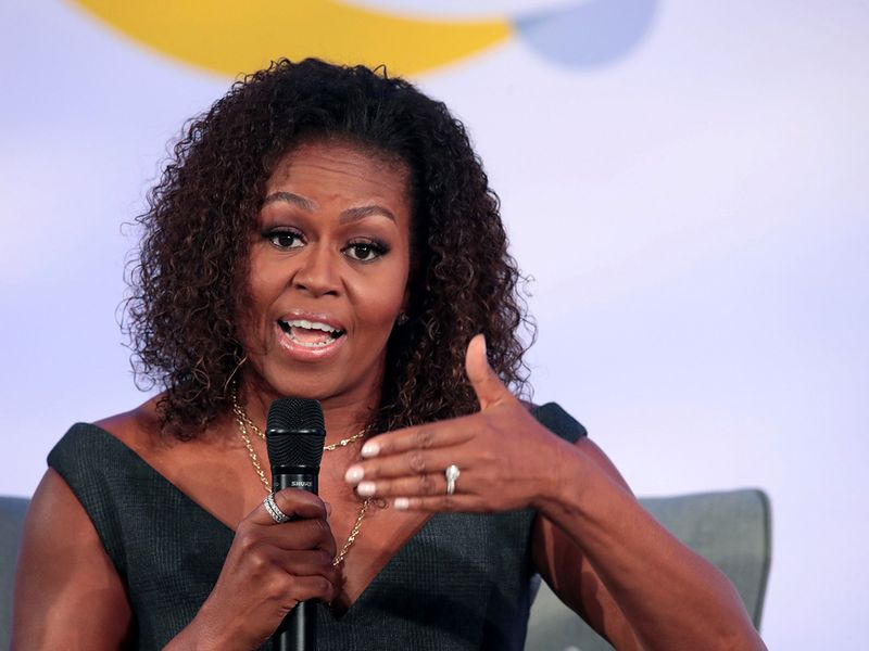 OPN 200818 WLD Michelle Obama