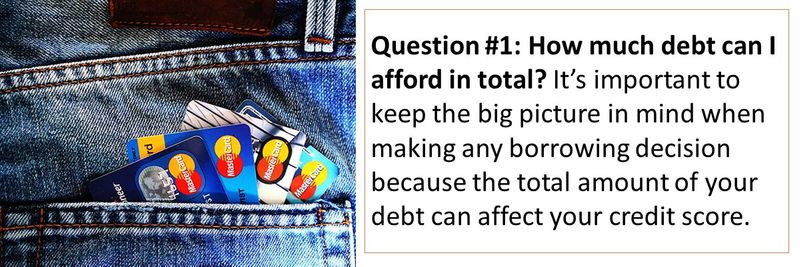 3 key queries before you borrow in a crisis