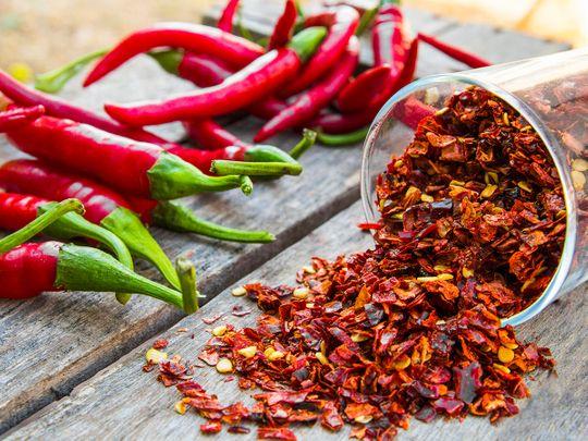 Papa John's UAE spice
