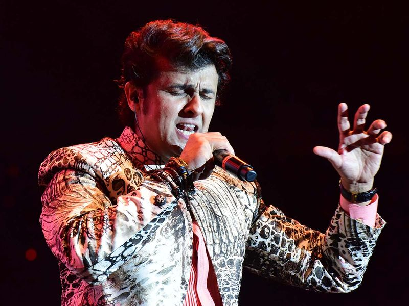 Sonu Nigam: 'Don't mess with a mad man'
