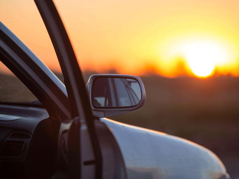 auto sun