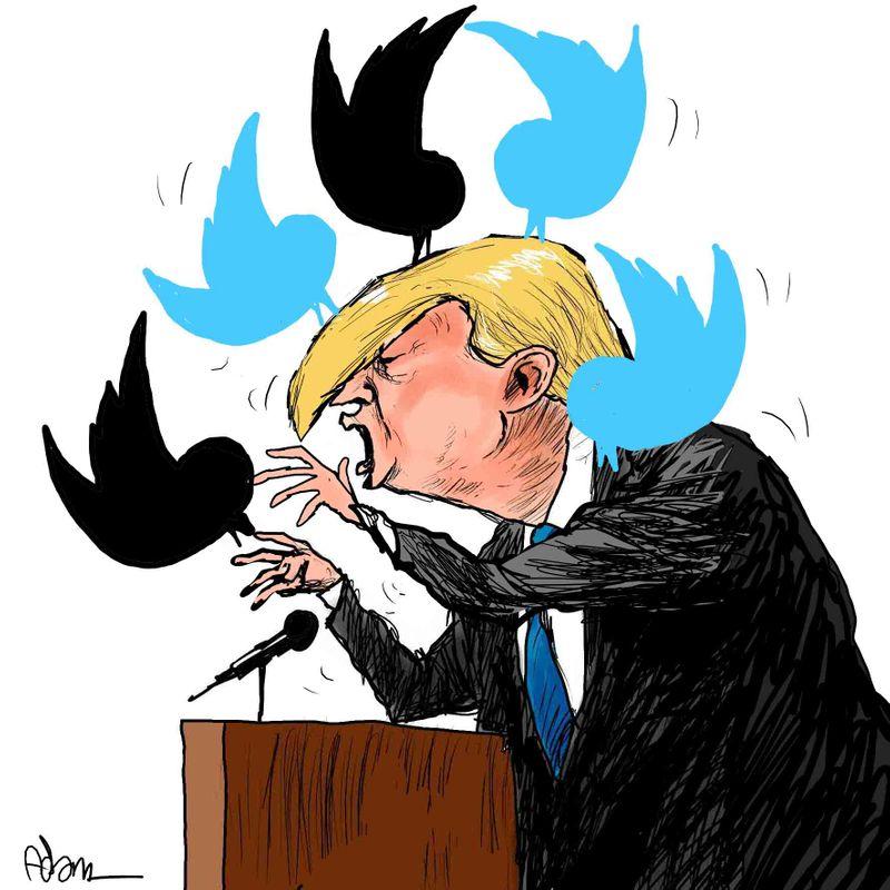 20200820 Opinion cartoons by Adam