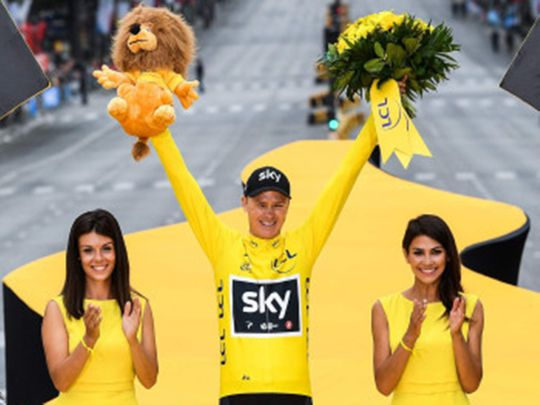 Tour De France podium girls will be a things of the past