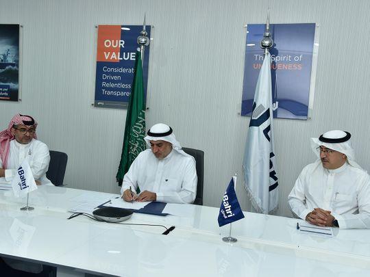 Bahri inks deal for 10 mid-range tankers