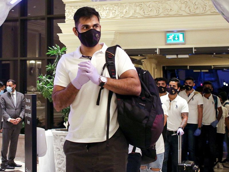 Kolkata Knight Riders head to UAE for IPL 13