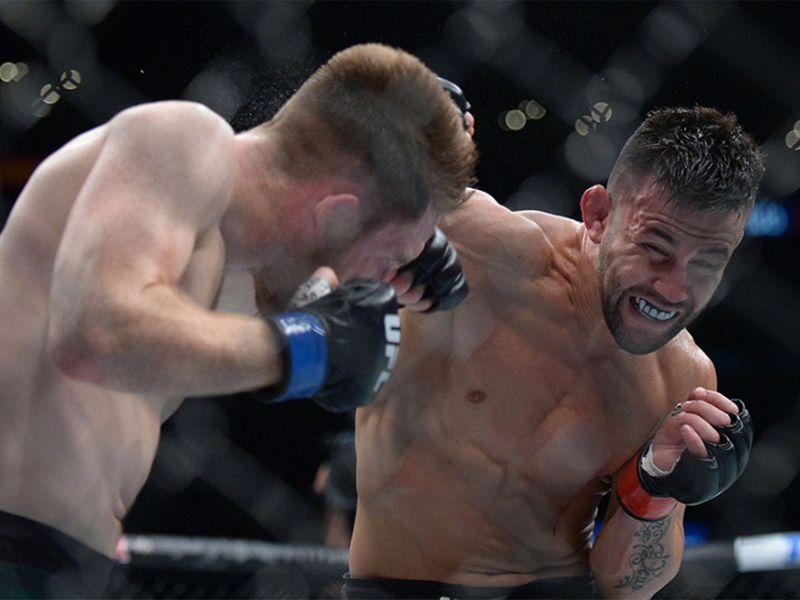 UFC's Pedro Munhoz