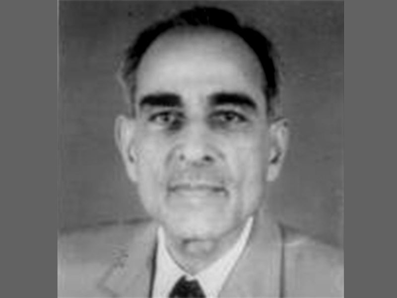 D.P. Kohli