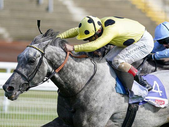 Fujaira Prince wins the Ebor Handicap at York