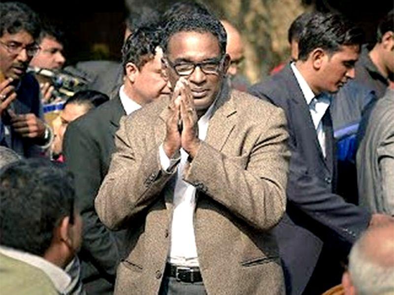 Justice Chelameshwar
