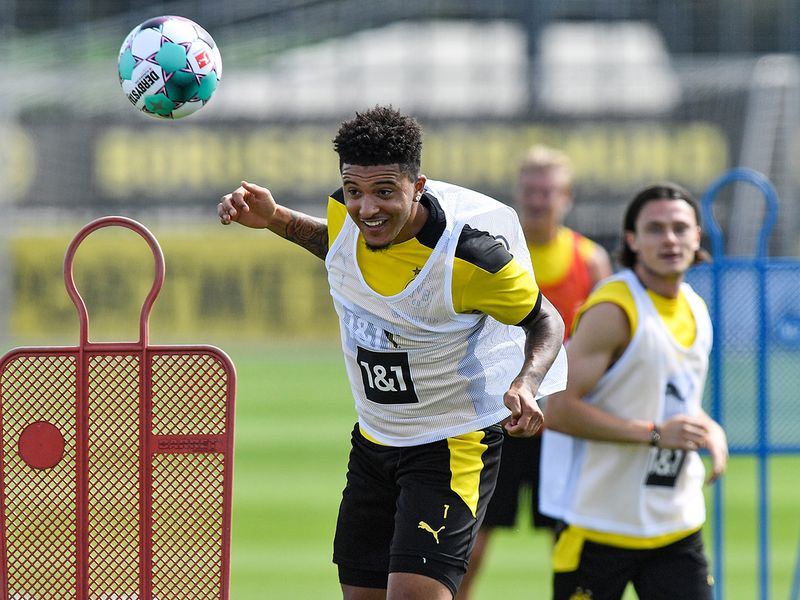 Jadon Sancho is staying at Borussia Dortmund